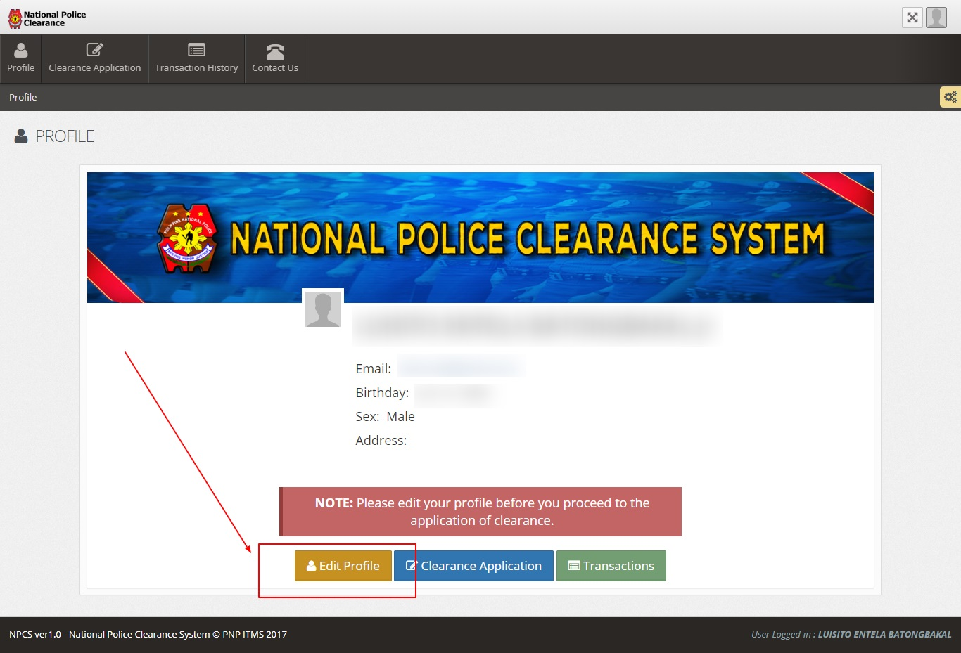 how to get police clearance online in the philippines 4
