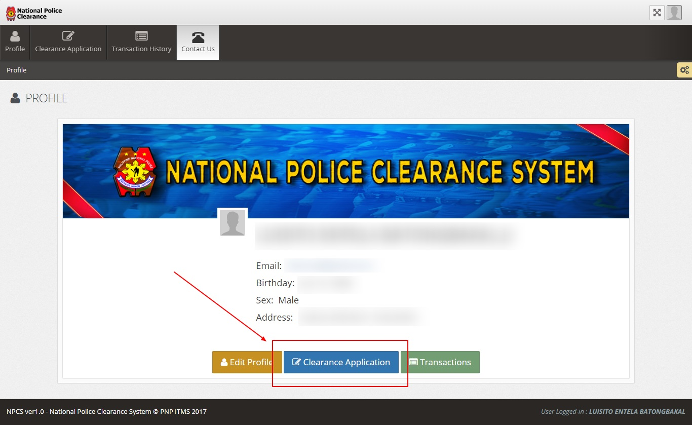 how to get police clearance online in the philippines 6