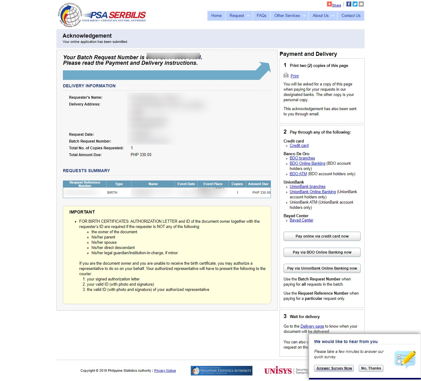 how to get psa birth certificate online in the philippines 6