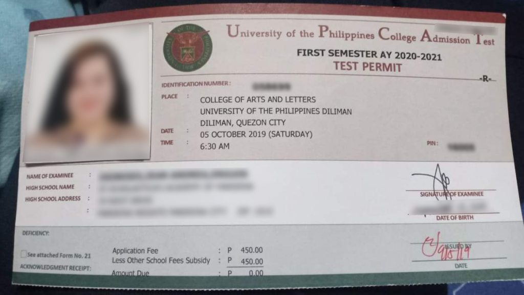 how to apply upcat 7