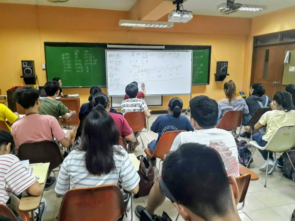 how to pass upcat with low grades 4