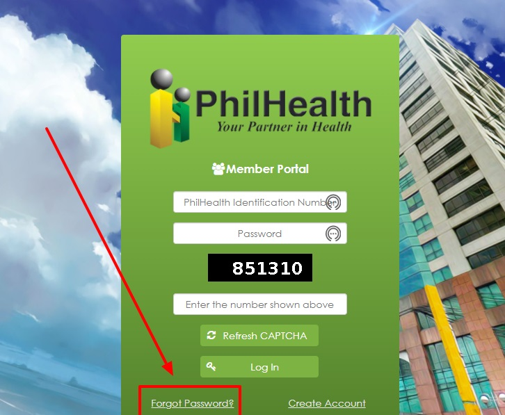 how to check philhealth contribution online 6