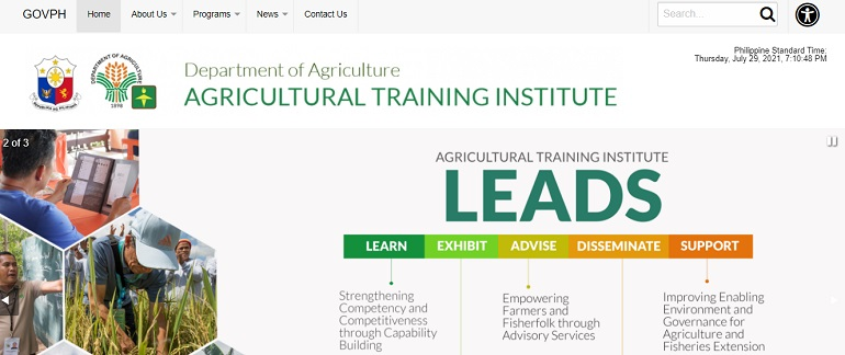 department of agriculture scholarship program philippines 1