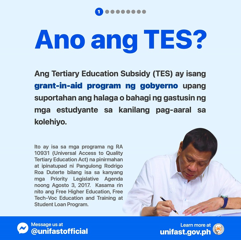 ched scholarship 1