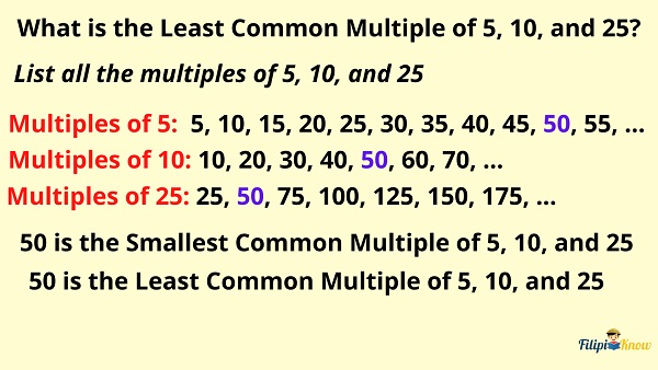 factors and multiples 13