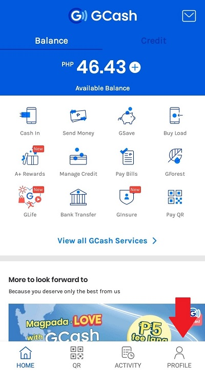 how to link paypal to gcash 1