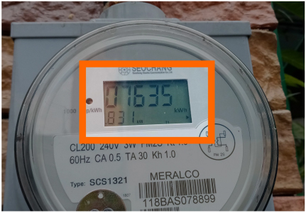 how to compute meralco bill 2