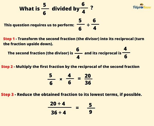 operations on fractions and decimals 19