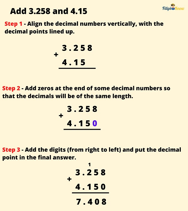 operations on fractions and decimals 24
