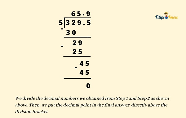 operations on fractions and decimals 31