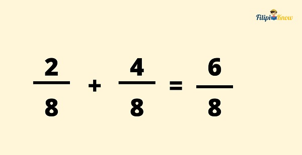 operations on fractions and decimals 6